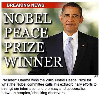 barack obama nobels fredspris kontaktannonser oslo